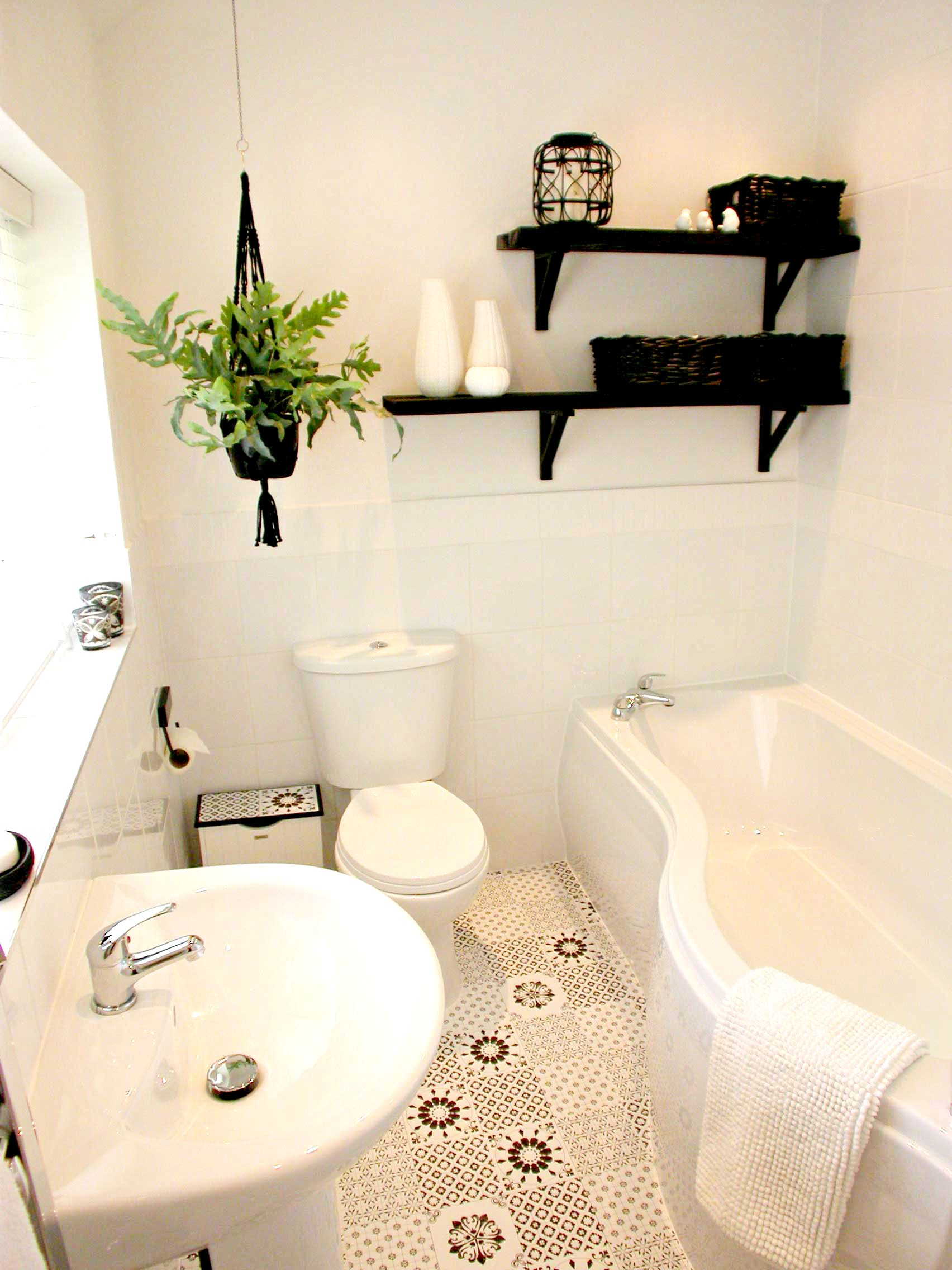 Bathroom Makeover On A Budget?
