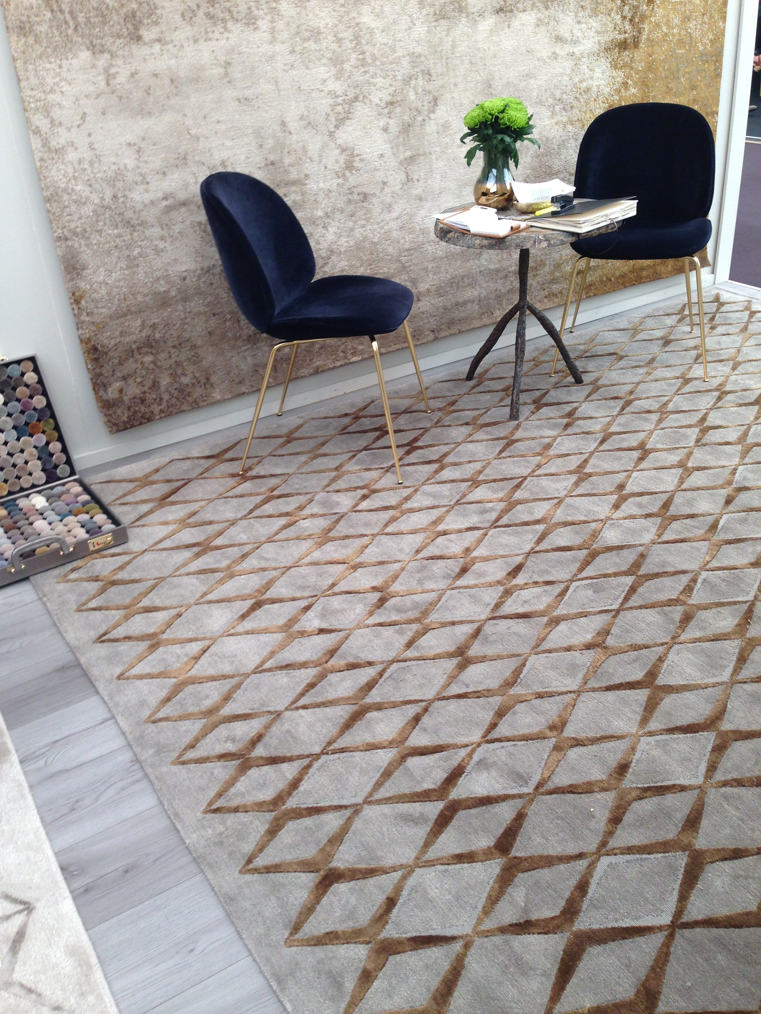 Three Interiors Interior Design Cheshire Rug design